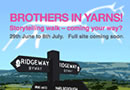 Brothers In Yarns – web and identity design using Wordpress