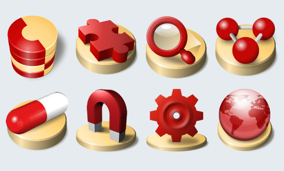 Icon Designs For Software